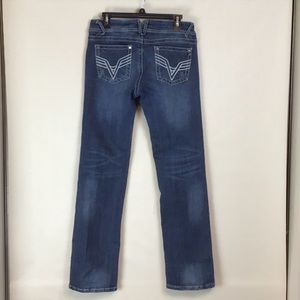 Vigoss Chelsea Boot Cut Jeans Size 32 X 32